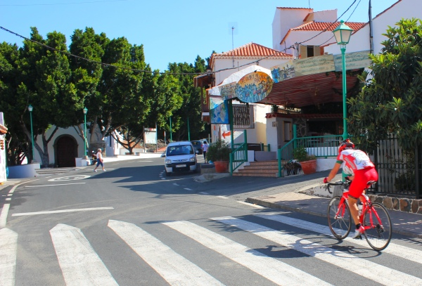 Gran Canaria rower