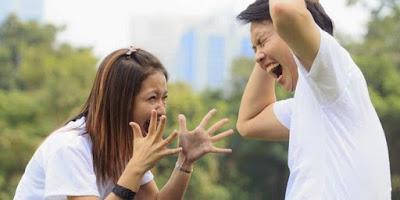 Hal yang Tak Boleh Anda Lakukan Ketika Wanita Sedang Marah