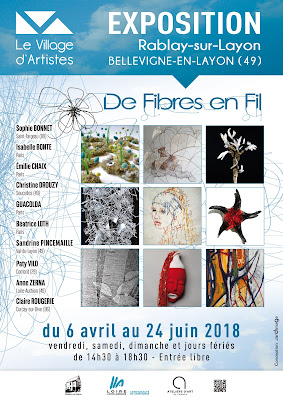 exposition art textile contemporain