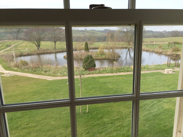 bedroom view from ox pasture hall