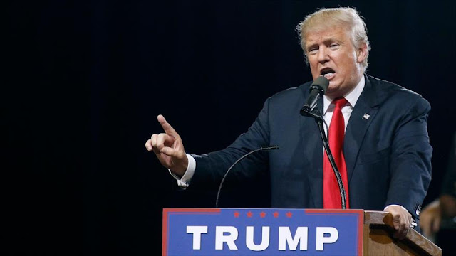 Trump reacciona ante informes de posible rebelión del Partido Republicano en su contra