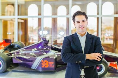 Arif Rahimov, executive director of Baku City Circuit