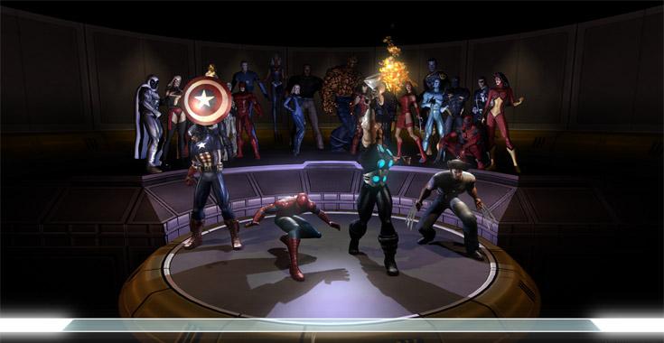 تحميل لعبة Marvel Ultimate Alliance برابط مباشر + تورنت