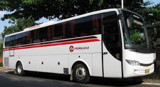 Alamat dan Nomor Telepon Bus Primajasa Jakarta – Bandung