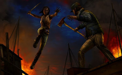 Donwload Walking Dead Michonne Episode 3 Highly Compressed Game For PC