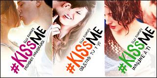 Kiss Me , Prohibido Enamorarse de  Elle Kennedy