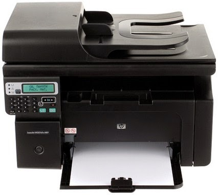 HP LaserJet Pro M1217NFW Printer Drivers Download