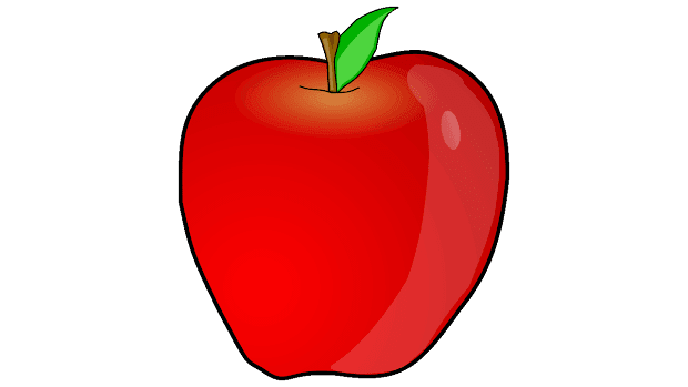 apple fruit free clipart