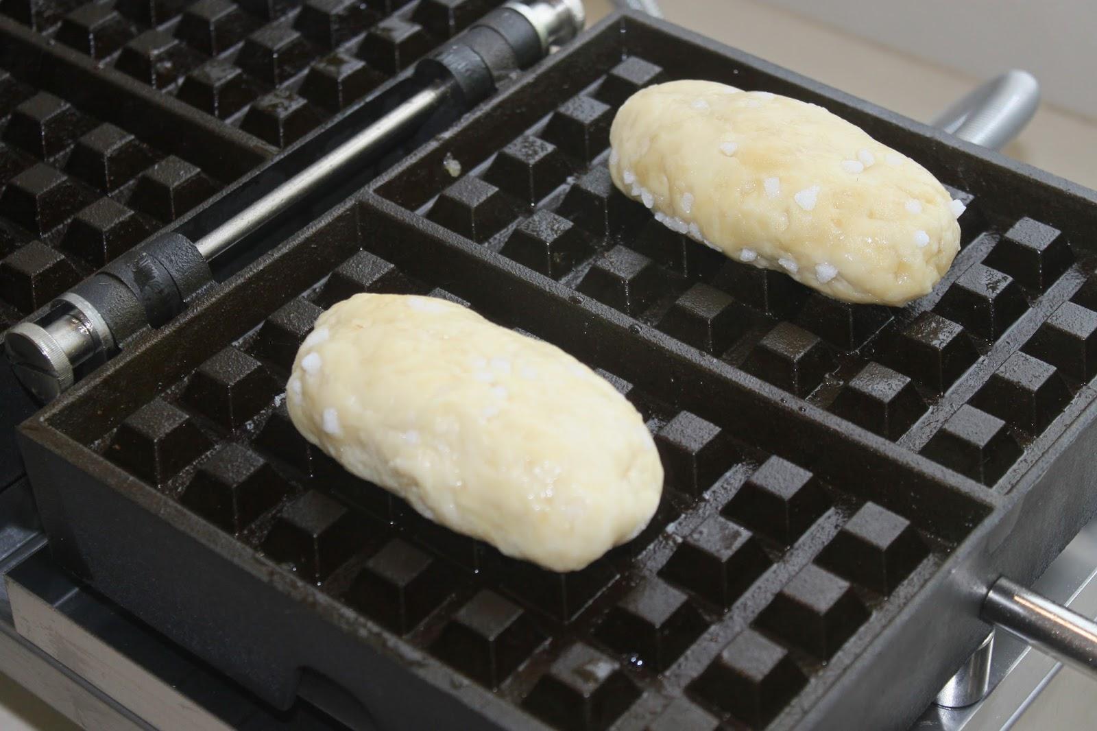 la cuisine de bernard gaufres li 233 geoises