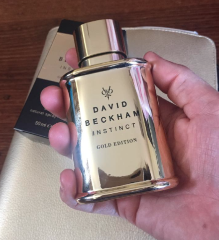 David Beckham Instinct Review Three Bs Blog