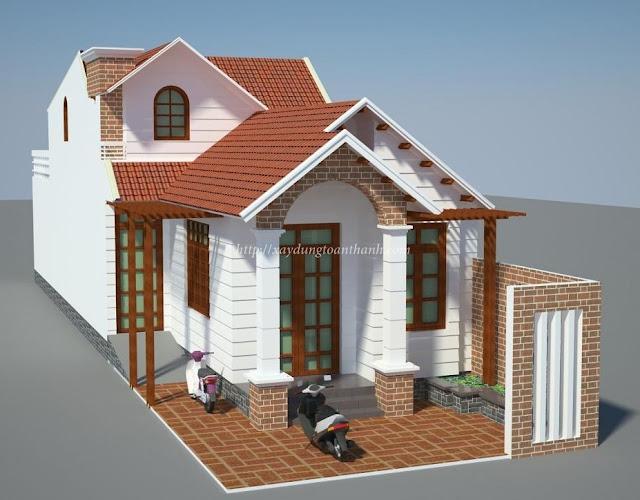 nhà mẫu gói xây nhà giá rẻ
