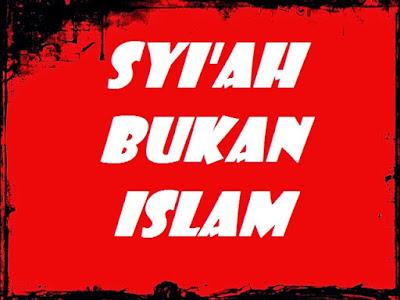 syiah bukan islam