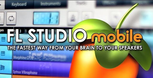fl studio android gratis terbaru