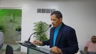 Vereador guarabirense Luciano do bolo PPS lamenta episódio envolvendo jornalista Gibal e vereador Tiago do mutirão