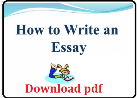How to write an Essay -Useful for High School Students/2018/10/how-to-write-essay-useful-for-high-schools-students-download-pdf.html