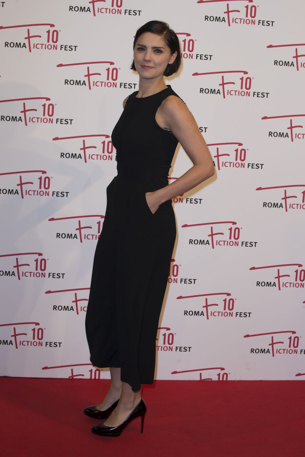Annabel Scholey Medici annabel scholey || 'medici' premiere at roma fiction fest