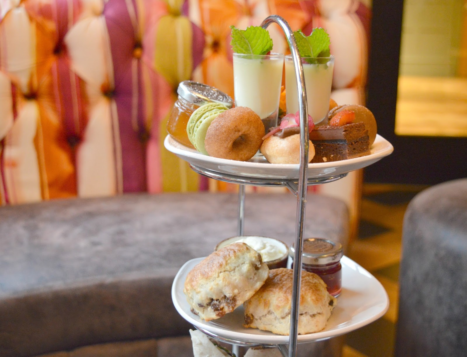 Sohe Jesmond - Asian High Tea