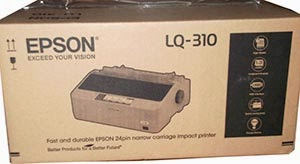 epson lq 310 specification