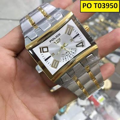 Đồng hồ dây lưới Police T03950