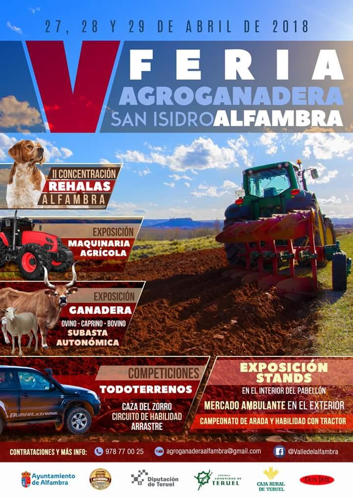 V Feria Agrícola y Ganadera de San Isidro