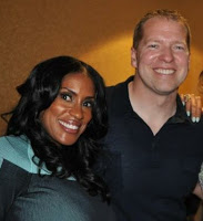 Comedian Gary Owens and wife Kenya