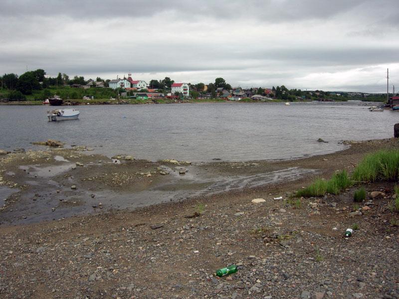 кандалакша река нива