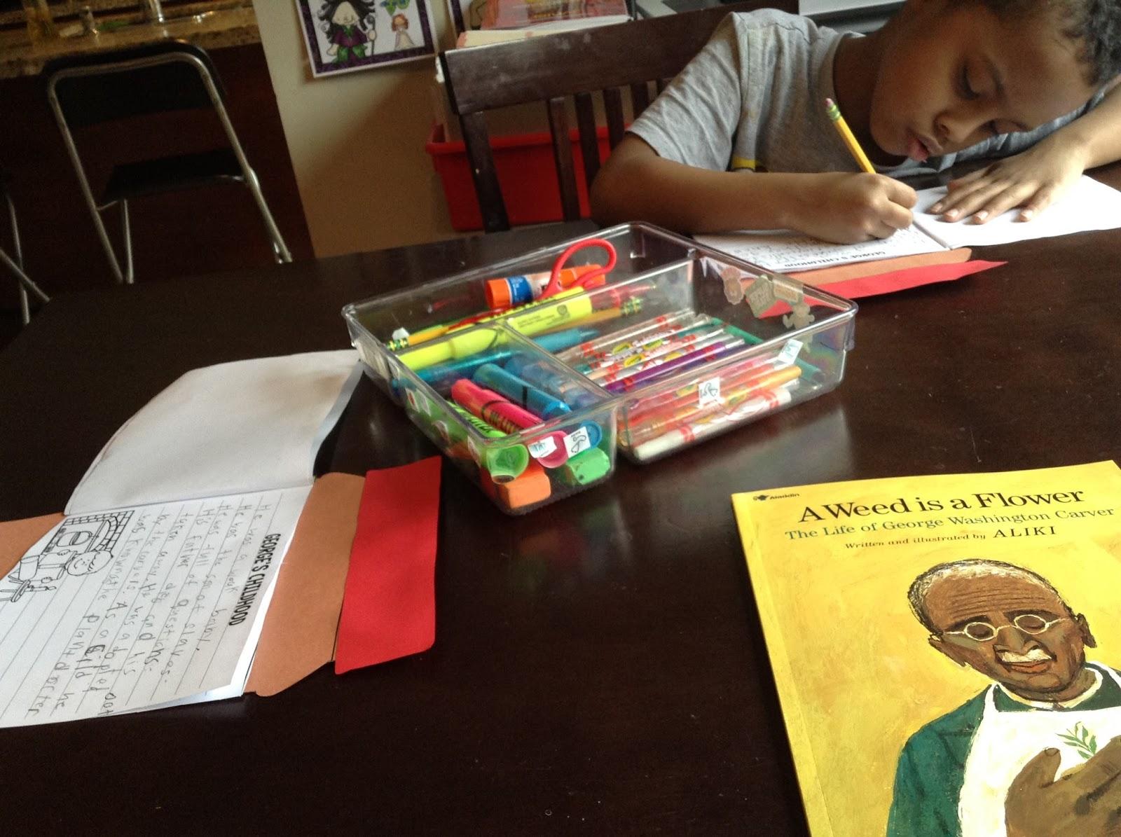 Teachermomplus3 George Washington Carver