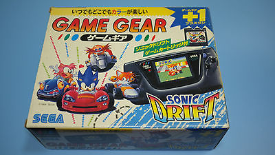 Gamegear sonic drift