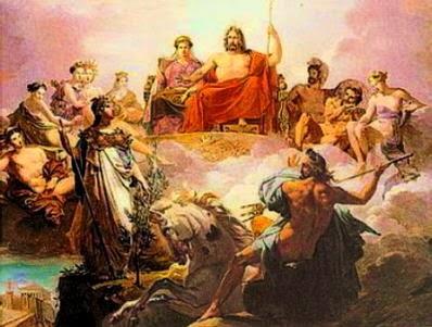Mười hai vị thần trên đỉnh Olympus là những vị thần chính trong điện thờ  của người Hy Lạp, cai trị trên đỉnh Olympus. Các vị thần đỉnh Olympus giành  quyền ...