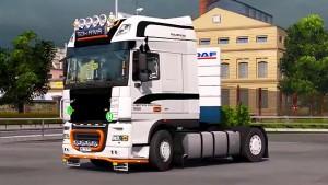 DAF XF 105 Truck Mod 4.4