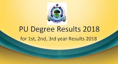 Manabadi PU Degree Results 2018, Palamuru University Results 2018 Schools9