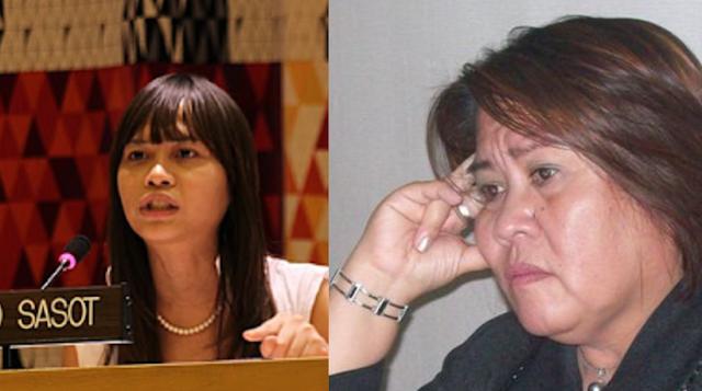 Sass Sasot slams De Lima: Ang kailangan mo ata ay 'albularyo' hindi Supreme Court justice