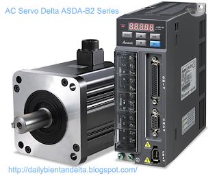 Bán bộ điều khiển servo Delta, cung cấp motor servo Delta. Tổng đại lý AC Servo Delta giá tốt nhất.