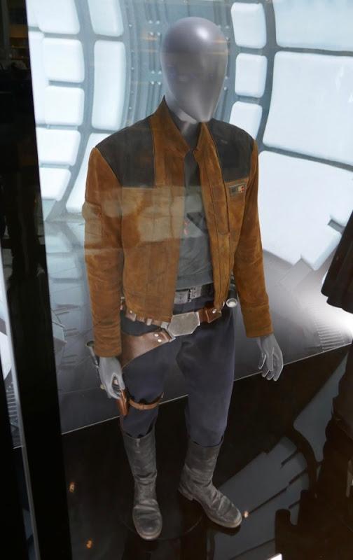 Alden Ehrenreich Young Han Solo film costume