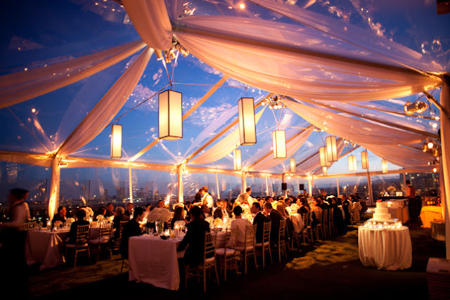 Daily Wedding Bits Tent Inspiration