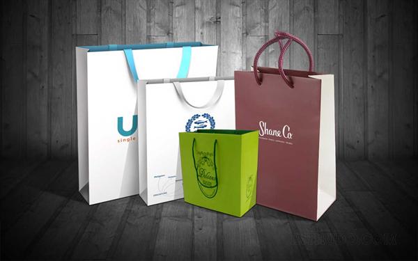 In túi giấy cho shop thời trang
