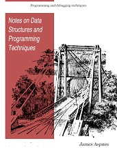 Notes on Data Structures and Programming Techniques