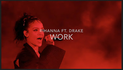 lirik work rihanna