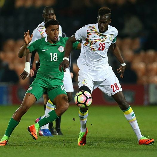 Super Eagles Vs Senegal London