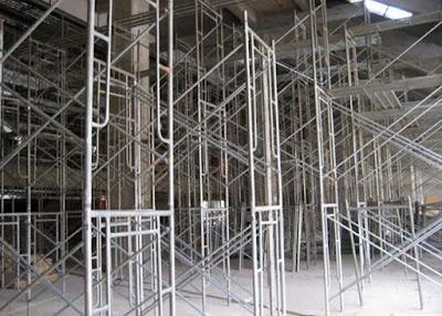 Mengenal Bagian – Bagian scaffolding dan Fungsinya