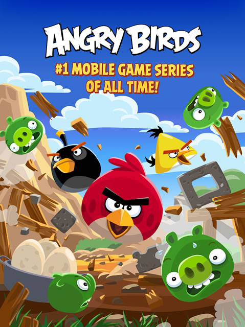 Angry Birds pentru PC v1.0