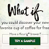 FREE SAMPLE OF GREEN MOUNTAIN K-CUP
