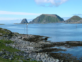Nordkapp - ideal for outdoor camping