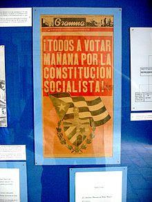 REFLEXIONES Y SUGERENCIAS SOBRE PROYECTO DE CONSTITUCIÓN.