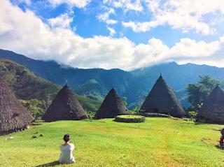 Wae Rebo, Kampung di atas Awan Manggarai