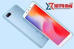 Spesifikasi dan Harga Xiaomi Redmi 6a dan Redmi 6 Plus