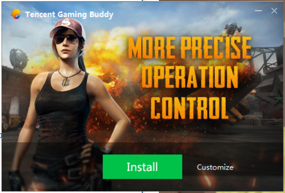 How to install Tencent Gaming Buddy on Windows PC