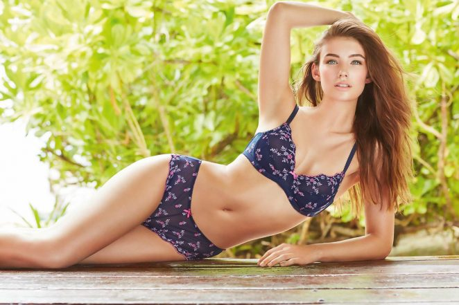Lorena Rae – Yamamay Collection Spring Summer 2016