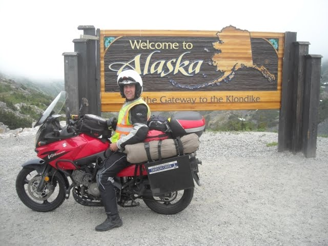Houston to Fairbanks - A Motorcycle Adventure