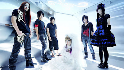 Blood Stain Child - band